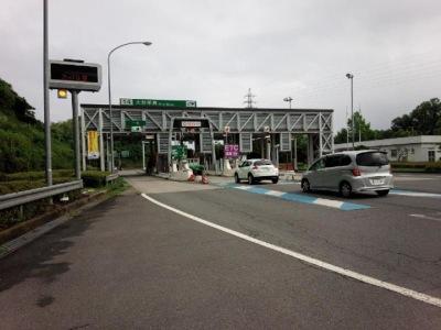 ユキサキナビ】東九州自動車道 大分米良IC(大分市片島)
